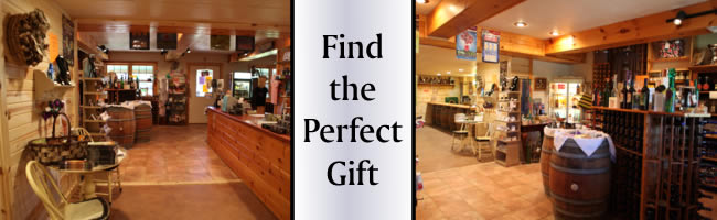 Visit our Gift Shop Full of Wonderful Items!